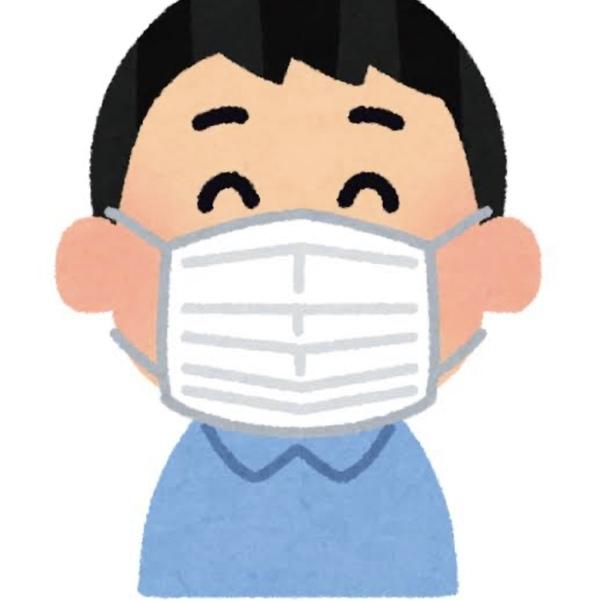 マスクまん(/・ω・)/!!
